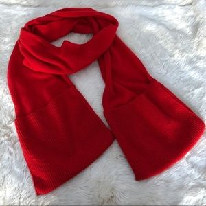 J. Crew cold weather scarf